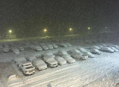 Em meio à nevasca, Itamaraty acompanha situação de brasileiros em Bariloche