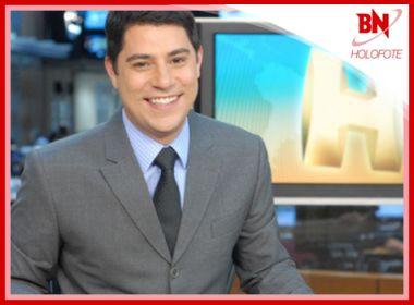 Destaque em Holofote: Evaristo Costa nega saída da Globo para morar com família no exterior