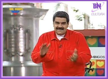 Destaque em Cultura: Presidente da Venezuela lança campanha com versão de 'Despacito'