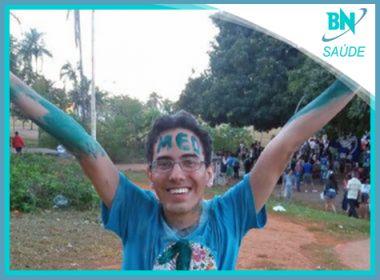 Destaque em Saúde: Jovem escolhe curso de medicina para tratar a própria doença