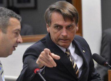 Bolsonaro sugere sair do Brasil se PT, PMDB ou PSDB assumirem a Presidênca do país