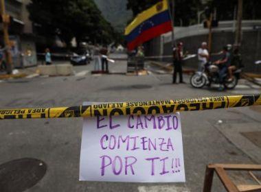 Tensão cresce na Venezuela em véspera da Assembleia Constituinte