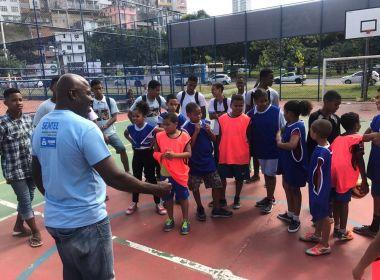 Inscrições para projeto de iniciação esportiva em Salvador continuam abertas