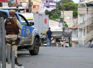 Após morte de jovem, policiamento é reforçado no Engenho Velho da Federação