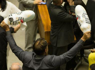Mais de 40% dos deputados favoráveis a Temer são réus ou respondem a inquéritos no STF