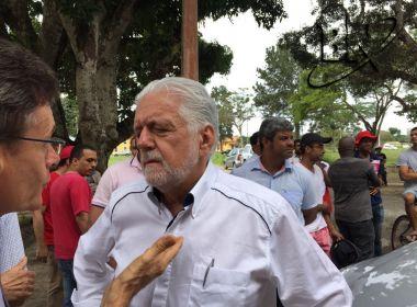 Wagner avalia recepção de Lula de forma positiva; ato em Salvador foi 'apoteótico'