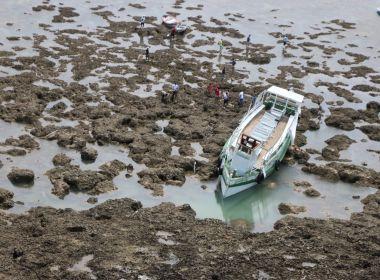 Polícia Civil ouviu 20 vítimas de embarcação que naufragou em Mar Grande