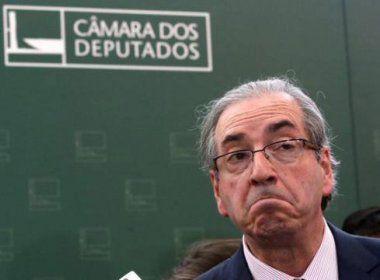 Preso em Curitiba, Cunha envia carta para Papa Francisco e reclama de Fachin
