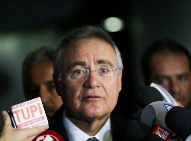 STF retira sigilo de inquérito contra Renan Calheiros no caso Postalis