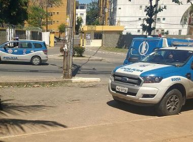 Vítima reage a assalto e ladrão é morto na Avenida Jorge Amado, no Imbuí