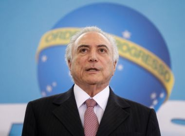 Planalto rebate acusações contra Temer e cita violações a Estado Democrático de Direito