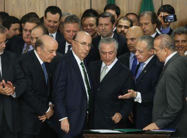 Denúncia da PGR contra 'quadrilhão do PMDB' pede reparação de mais R$ 642 milhões