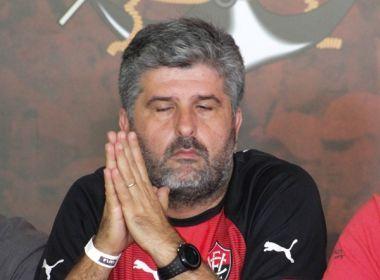 De Chapa: Preso pela PF, Gustavo Ferraz quis ser candidato a presidente do Vitória