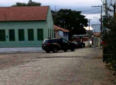 PF deflagra duas operações simultâneas em três municípios baianos