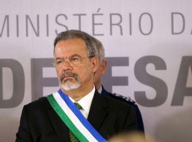 SENADO CONVIDA MINISTRO DA DEFESA DO BRASIL PARA EXPLICAR FALA DE GENERAL SOBRE INTERVENÇÃO