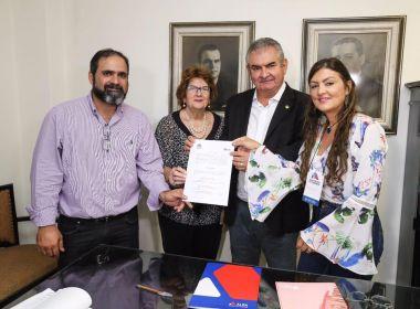 AL-BA duplica valor de convênio com o Martagão; recurso manterá seis leitos de UTI