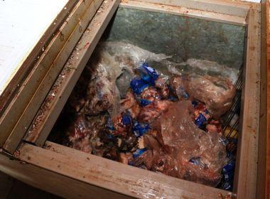 DRFR descobre mercado clandestino de carnes em Mont Serrat