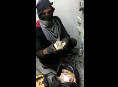 Supostos assaltantes mandam recado a Temer em vídeo: 'nóis também rouba'