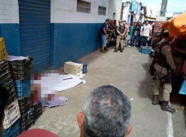 Homem é morto a tiros durante feira tradicional em Vitória da Conquista