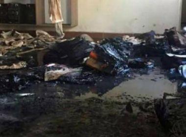 Ministério Público de Minas abre quatro inquéritos para apurar incêndio em creche