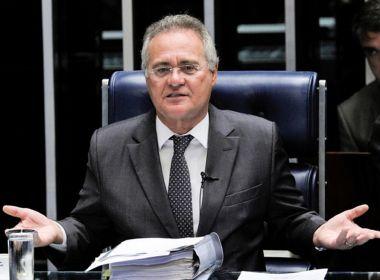Renan Calheiros ironiza ofício da PGR sobre Geddel: 'Para mim o chefe era ouTro'