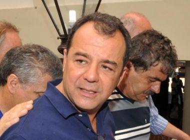 Sérgio Cabral é condenado pela terceira vez, desta vez a 13 anos de prisão