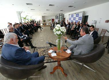 Rui apresenta em fórum projeto de PPPs da Bahia