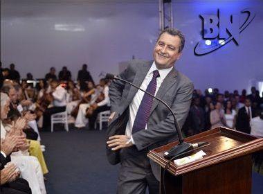 Após anúncio de Neto, Rui promete centro de convenções 'do tamanho que a Bahia merece'