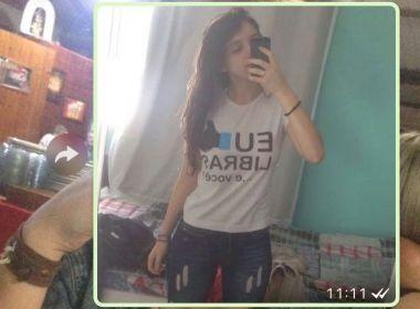 Candidata do Enem viraliza ao fazer prova usando camiseta com tema da redação