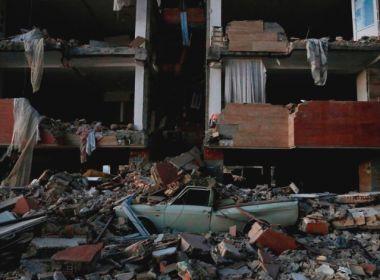 Terremoto na fronteira entre Irã e Iraque deixa ao menos 328 mortos