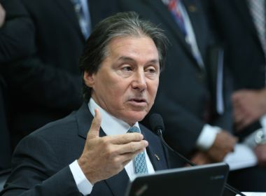 Senado dará prioridade a projetos econômicos e de segurança pública, garante Eunício