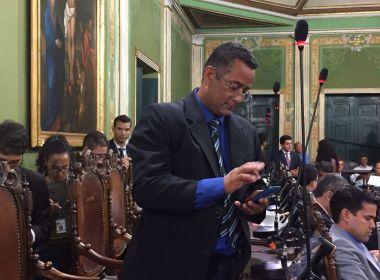 Vereador Vado Malassombrado pede licença da CMS para cuidar de projetos sociais
