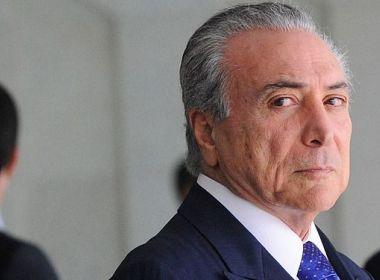 Temer afirma que Brasil possui 'tendência a caminhar para o autoritarismo'