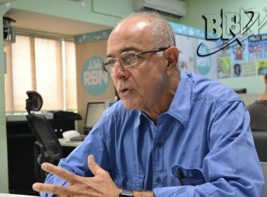 Aleluia descarta outro nome e diz que oposição vê apenas Neto como candidato em 2018