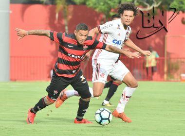Vitória perde para o Flamengo, mas garante permanência na Série A em 2018