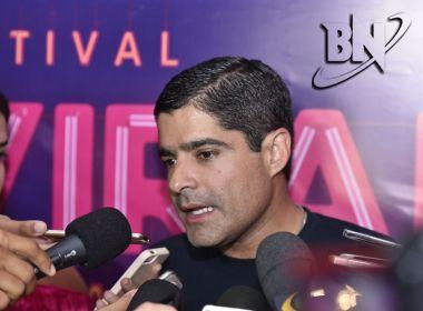 Após anúncio de empréstimo, Neto sugere que Rui trabalhe pela Bahia: 'Fazendo pouco'