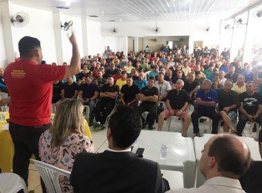 Policiais do Rio Grande do Norte recusam proposta e mantêm greve no estado