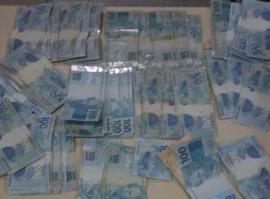 Quadrilha responsável por roubo a banco é presa em Feira de Santana