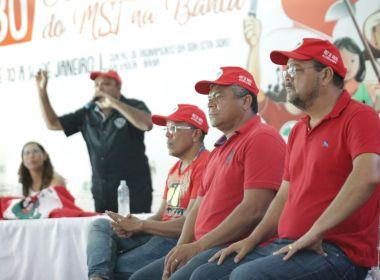 Em congresso, MST elege dirigentes e define candidatos para eleições de 2018