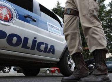 Condutor de carro roubado é preso após tentar subornar policiais com R$ 20 mil
