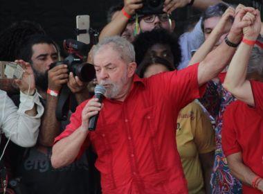 Comitê faz atos e júri popular em Salvador para provar inocência de ex-presidente Lula
