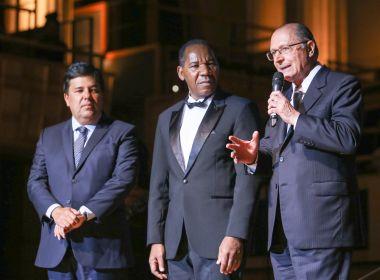 Alckmin quer ministro Mendonça Filho como seu vice para disputar presidência, aponta coluna
