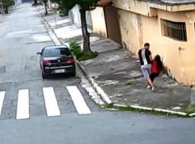 PM é preso em SP por suspeita estupro contra jovem de 18 anos; vídeo mostra abordagem