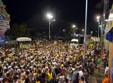Prefeitura não autoriza grua da TVE por obstruir via de acesso à Barra