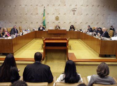 STF planeja analisar em plenário restrição a auxílio-moradia em março