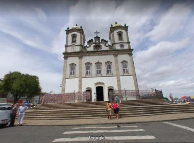 Colina da Igreja do Senhor do Bonfim tem reestruturação urbana autorizada pela Sedur