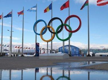 Os jogos olímpicos num país em crise