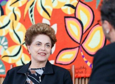 O sorriso tardio de Dilma