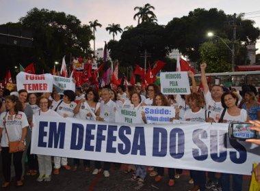 Movimento Médicos pela Democracia une profissionais contra 'desmonte do SUS'