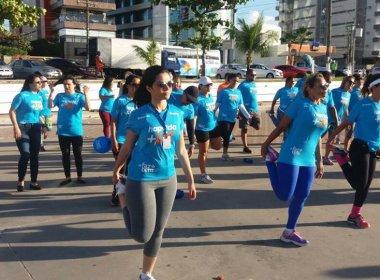 Hapvida +1K: Projeto gratuito oferece orientação de corrida em 6 pontos de Salvador